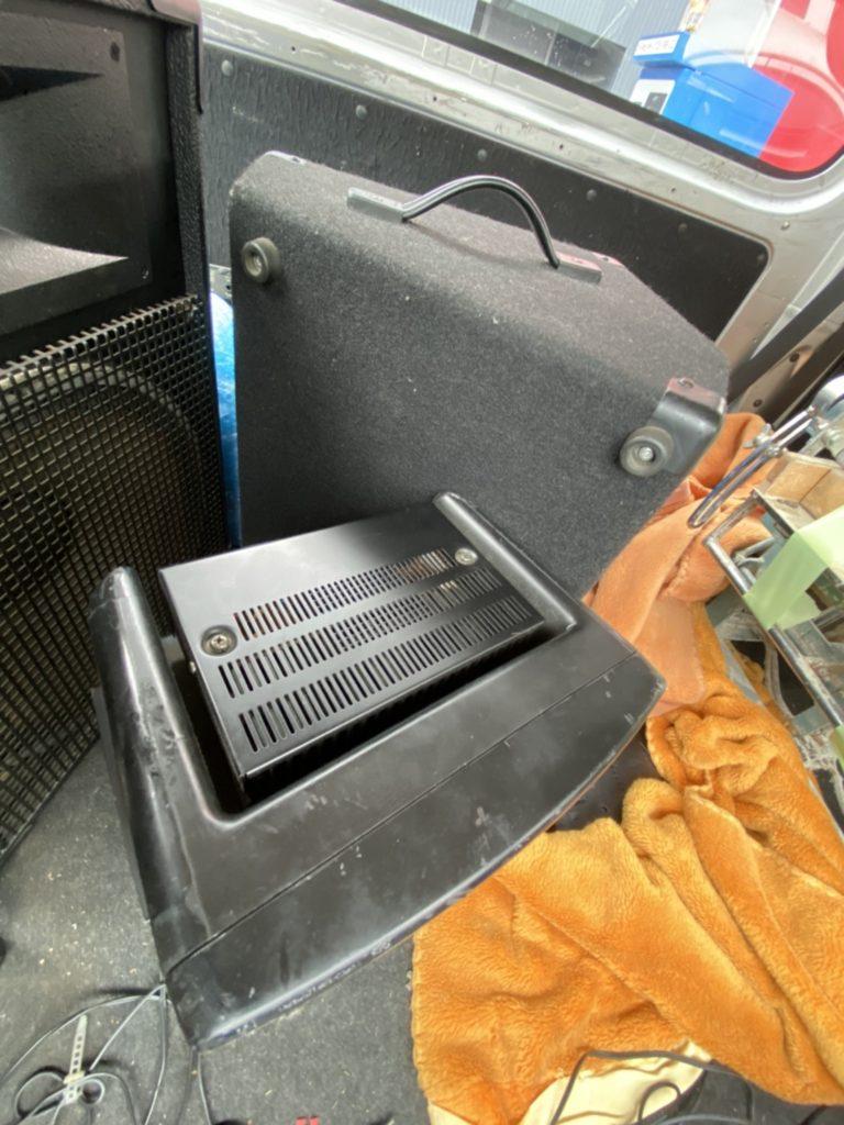 ライブハウスのアンプ無料回収